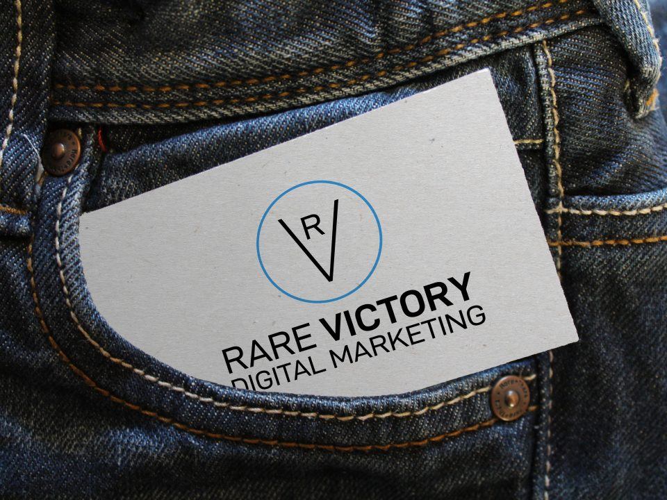 Rare Victory Digital Marketing Strategies