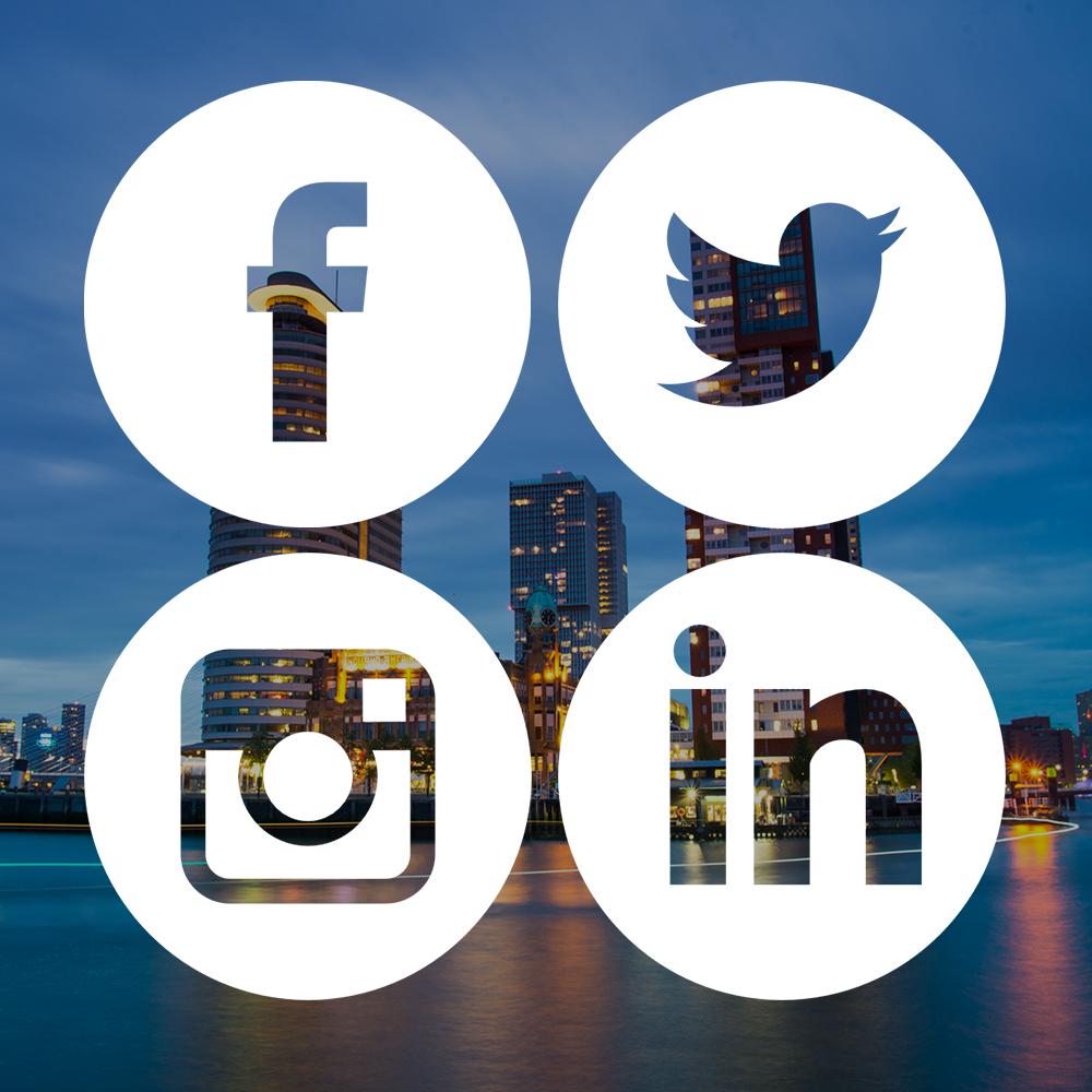 Custom Social Media for Hospitality Professionals